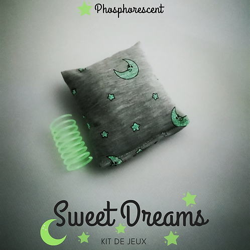 KIT DE JEUX SWEET DREAMS