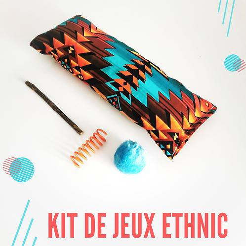 KIT DE JEUX ETHNIC