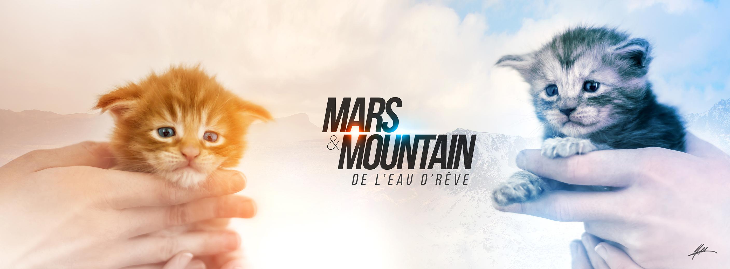 MARS&MOUNTAIN 22 jours