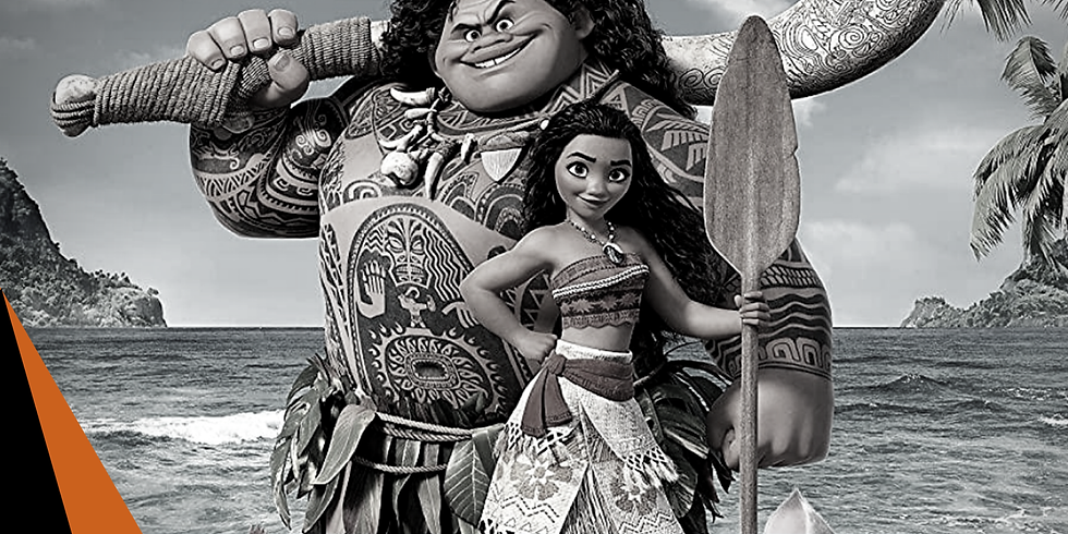 Sold Out - Moana - Sat 5th Sept