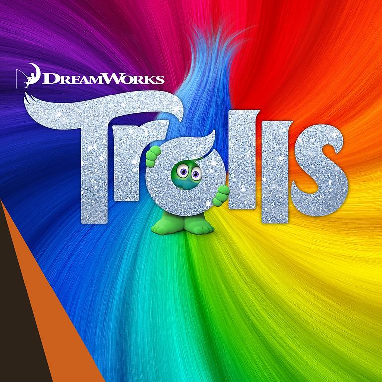 Trolls - Saturday 07th August 2021 - 2pm