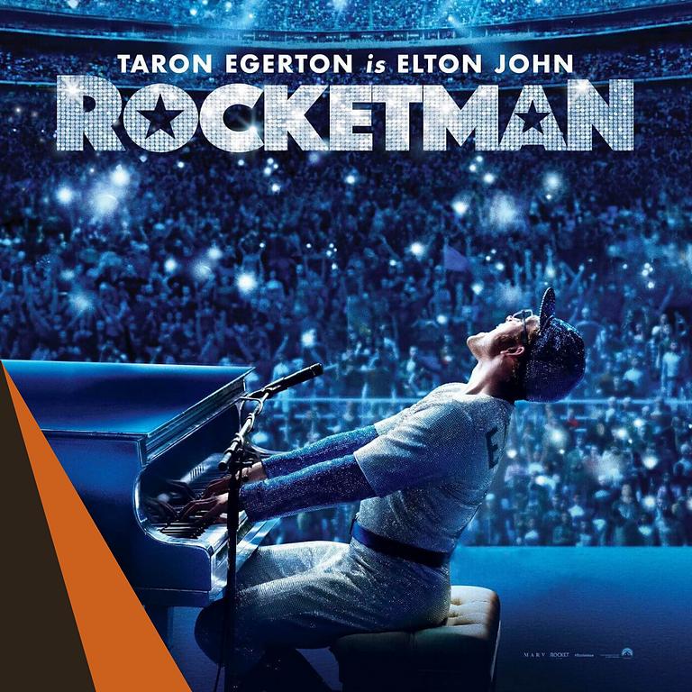 Rocketman - Sunday 08th August 2021 - 5pm
