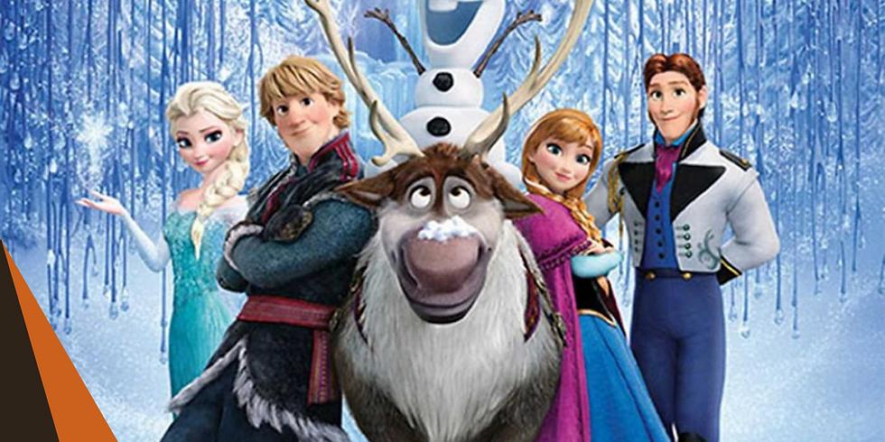 Frozen - 23 Aug 2020