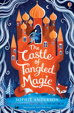 The Castle of Tangled Magic- Sophie Ande