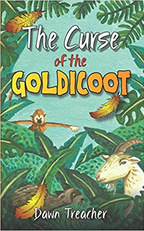 The Curse of the Goldicoot by Dawn Treacher