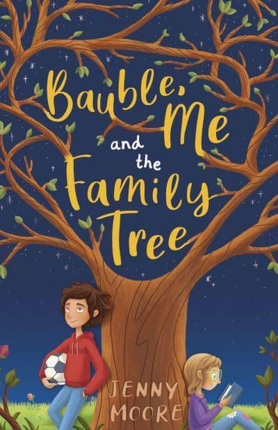 Bauble Me and the Family Tree by Jenny Moore