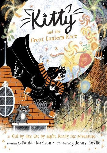 Kitty and the Great Lantern Race by Paula Harrison