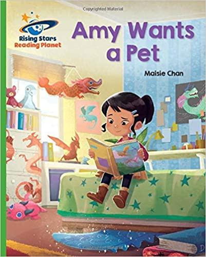 Amy Wants a Pet by Maisie Chan