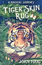 Tiger Skin Rug by Joan Haig