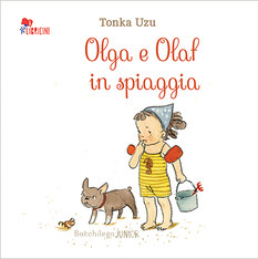 Olga e Olaf in spiaggia by Tonka Uzu