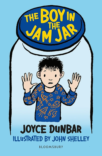 The Boy in the Jam Jar illustrated by John Shelley and written by Joyce Dunbar