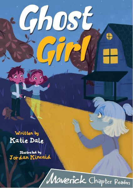 Ghost Girl by Katie Dale and Jordan Kincaid