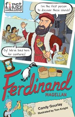 Ferdinand by Candy Gourlay and Tom Knight