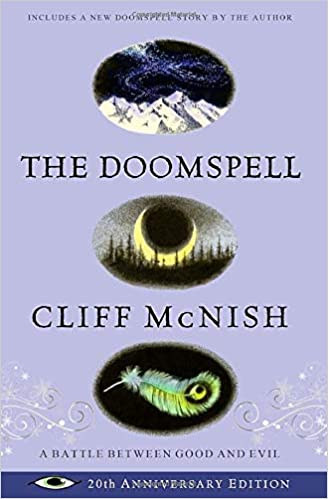 The Doomspell – 20th Anniversary edition by Cliff McNish