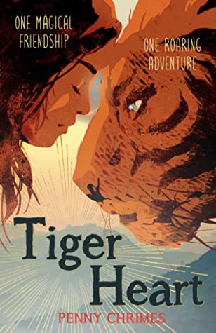 Tiger Heart by Penny Chrimes