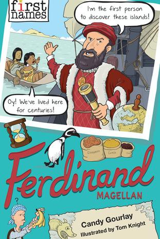 First Names: Ferdinand