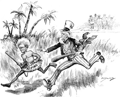 Uncle Sam's Chase