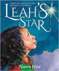 Leah's Star by Margaret Bateson-Hill and Karin Littlewood