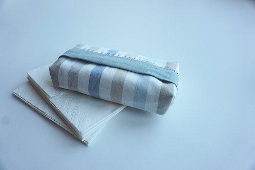 TaTüTa - Querstreifen blau