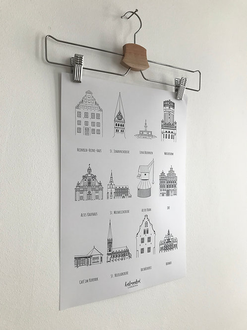 Poster - Lüneburg