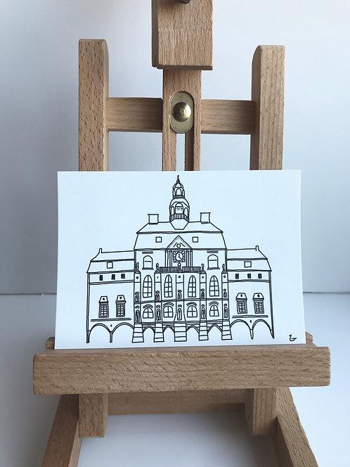 Postkarte - Lüneburg