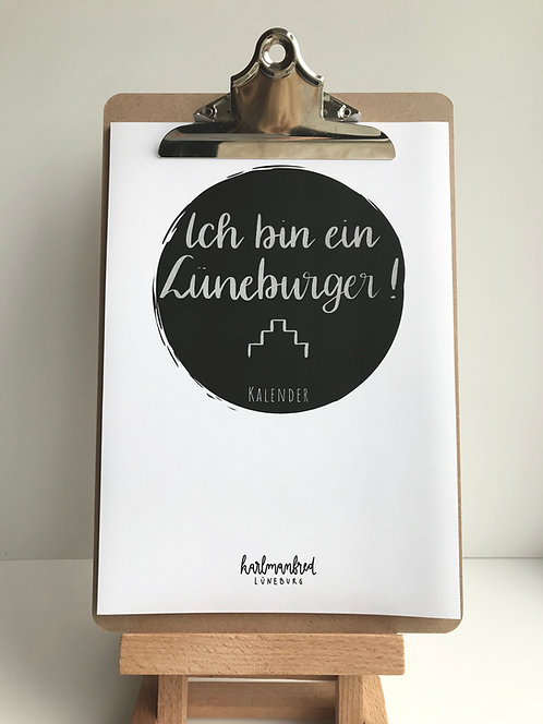 Kalender - Lüneburg