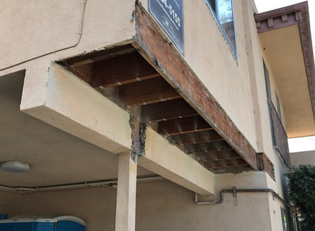 If you have a Los Angeles building built like this one, you're due for a Soft Story Retrofit.