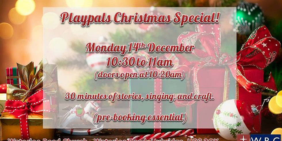 Playpals Christmas Special