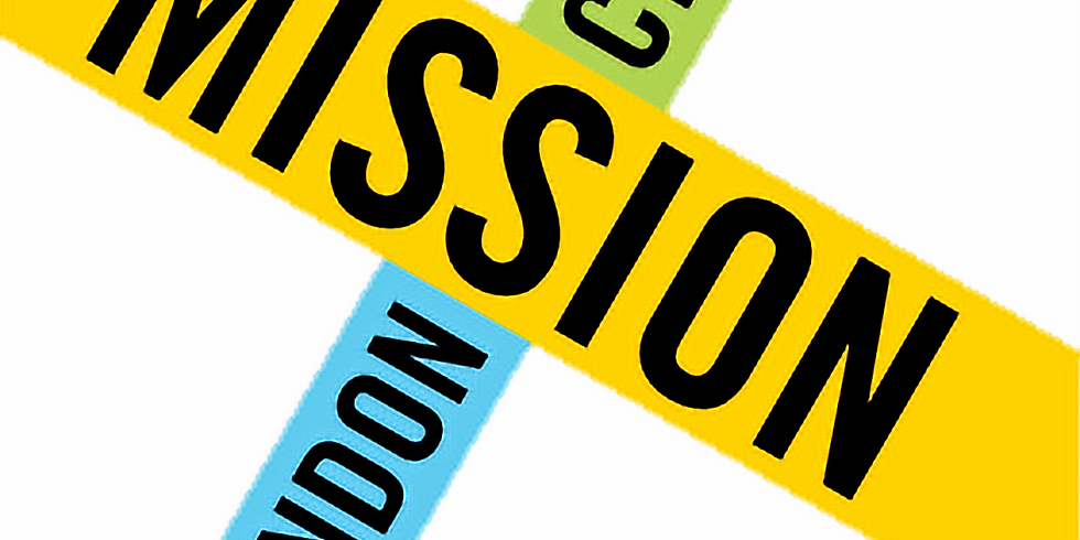 Mission of the Month - London City Mission