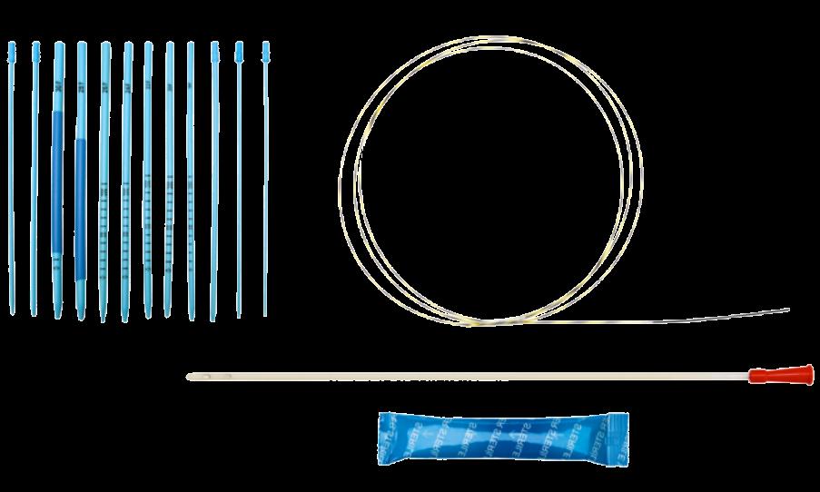 Amlatz Renal Dilation Set