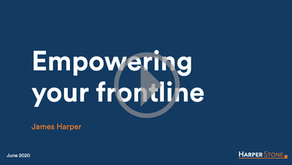 Empowering your frontline