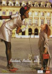 RICHE, BELLE, ETC...