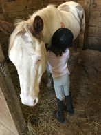 Pony Club Hugs are the BEST!