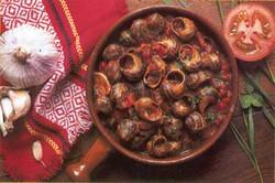 les escargots à la Catalane
