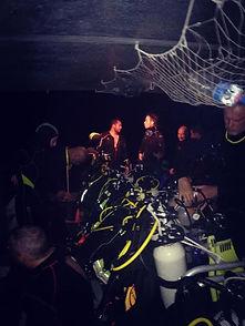 Plongée de nuit - Banyuls sur mer - REDE