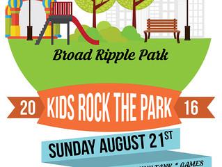 KIDS ROCK THE PARK! AUGUST 21!