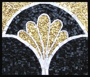 Mosaic Fan