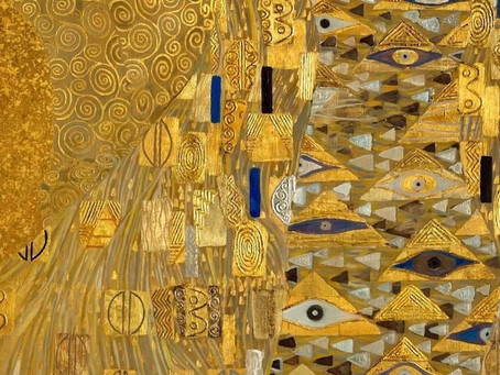 "The Splendid History of Gustav Klimt's Glistening ""Golden Phase"""
