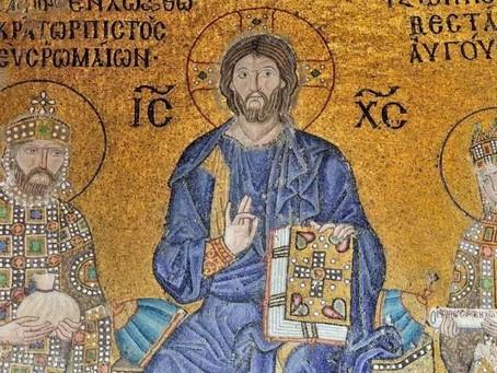 Hagia Sophia • Mosaics