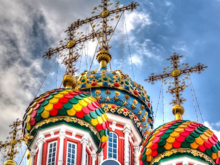 7 amazing Russian churches that seem right out of a fairytale