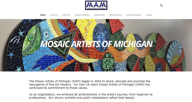 Mosaic Artists of Michigan