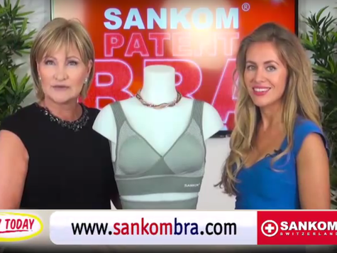 Find out the Secrets behind the SANKOM Patent Bra