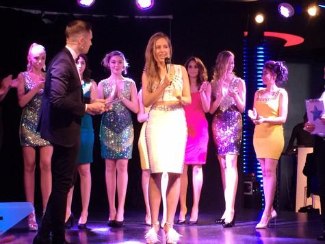 Oksana joins the jury panel of Top Model Switzerland