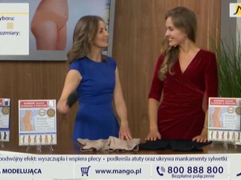 SANKOM Patented Shapewear Now Available in Poland!
