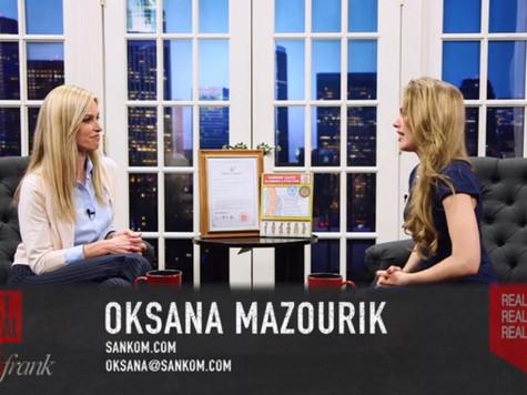 Oksana talks about latest trends in the Shapewear Industry on ABC News!!!