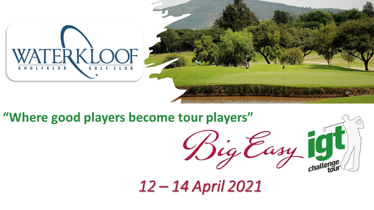 Big Easy IGT Challenge Tour