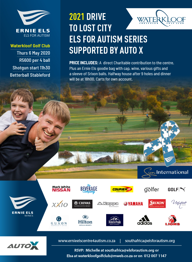 E4A Golf Day