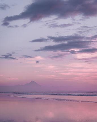 Mount Taranaki Sunset