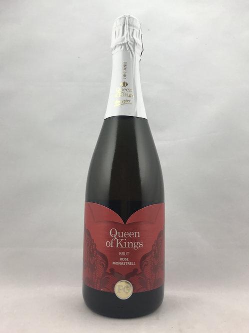 Queen of Kings Brut Monastrel Rosé