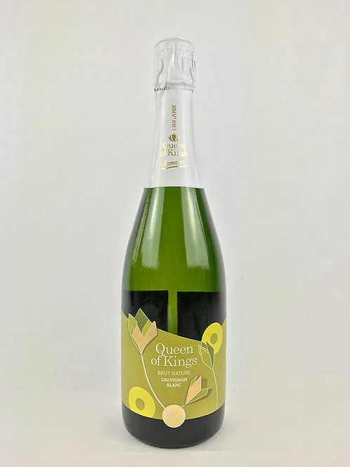 Queen of Kings Brut Nature Sauvignon blanc